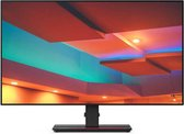 Lenovo Thinkvision P27H-20 - QHD USB-C IPS Monitor - 27 inch