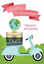 Boek cover Travel Pocket Journal van Galison