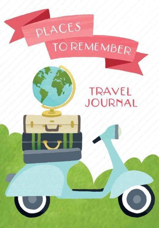 Travel Journal - Pocket Journal