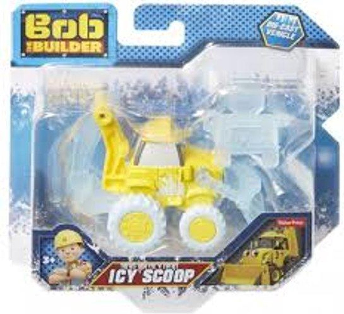 Bob De Bouwer Icy Scoop