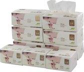 1600 Stuks 4 laags Tissue papier, 100 Tissues x16 packs Ultra Soft Tissue, Super Zacht Zakdoekjes