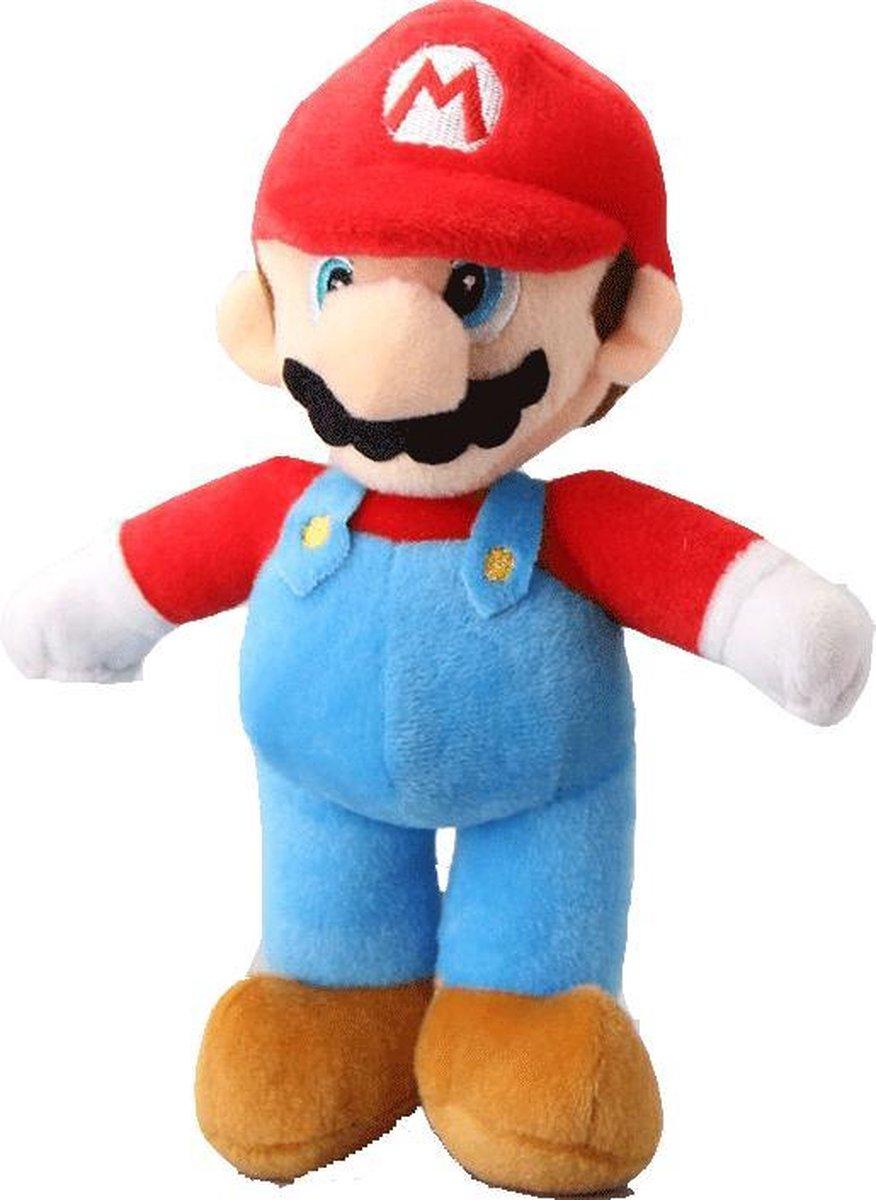 Super Mario knuffel 30 cm - pluche - pop - knuffels - kinderen - nintendo