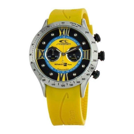 Horloge Heren Chronotech CT7889M-02 (45 mm)