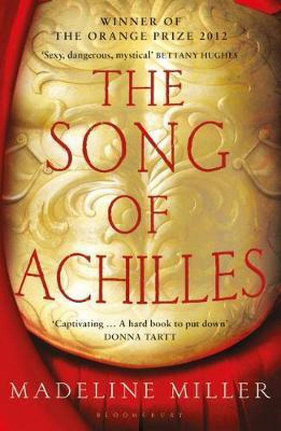 Boek cover Song of Achilles van M. Miller (Paperback)