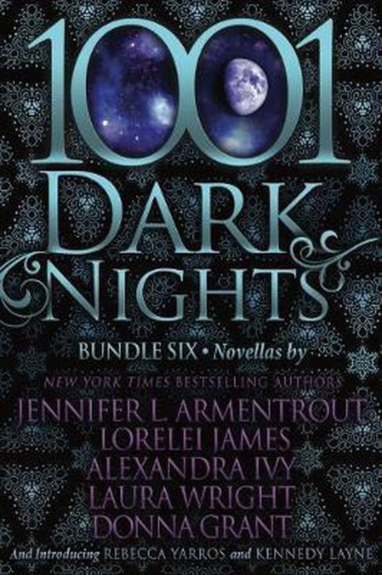 Boek cover 1001 Dark Nights van Jennifer Armentrout (Paperback)