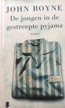 De jongen in de gestreepte pyjama / druk Heruitgave