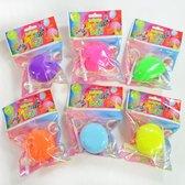 Bubble Ball | rubberen bal | stuiterbal | 50 cm | speelgoed