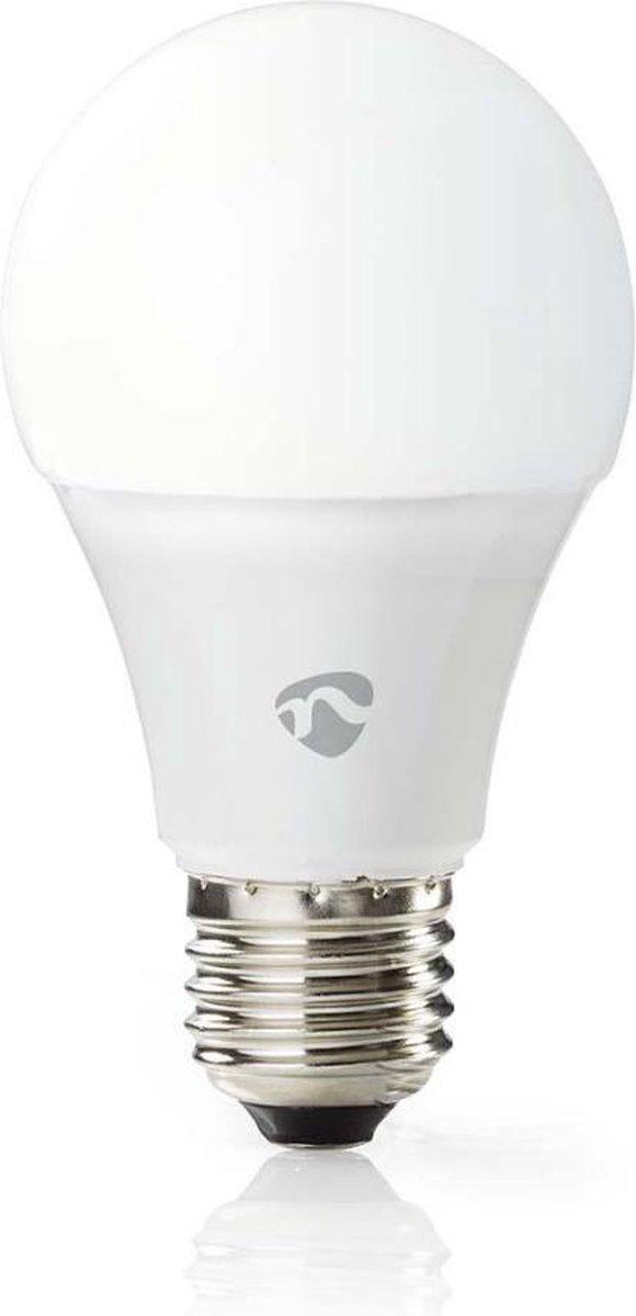 Nedis Slimme Wi-Fi LED-Lampen   Warm- tot Koud-Wit   Dimbaar   E27-fitting   3-Pack