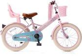 Supersuper Little Miss Kinderfiets - Meisjes - 16 inch - Roze