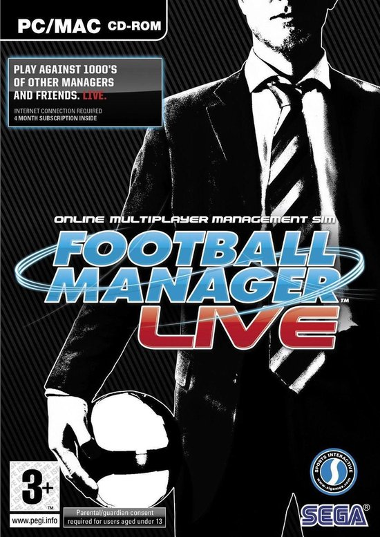 Football Manager Live /PC