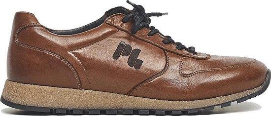 Pius Gabor 0496.10.07 Heren Sneaker - Bruin - Maat 42.5