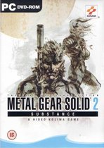 Metal Gear Solid 2 Substance /PC