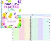Familieplanner - Familie Agenda 2021 BREPOLS -Zachte kaft (19cm x 23cm)
