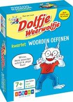 Dolfje Weerwolfje  -   Kwartet woorden oefenen