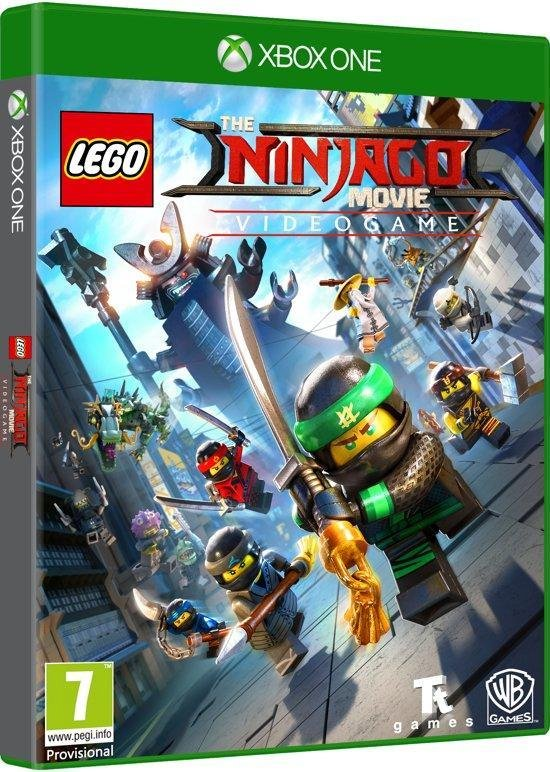 LEGO Ninjago Movie - Videogame - Xbox One - Warner Bros. Games