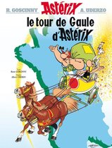 Boek cover Le tour de Gaule dAsterix van Rene Goscinny (Hardcover)