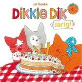 Boek Dikkie Dik Jarig!