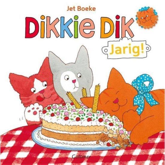 Afbeelding van Boek - Dikkie Dik jarig! speelgoed