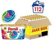 Persil Discs Color Wascapsules - Wasmiddel Capsules - Voordeelverpakking - 8 x 14 wasbeurten