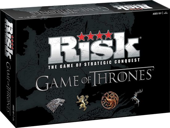Risk Game of Thrones - Collector's Edition