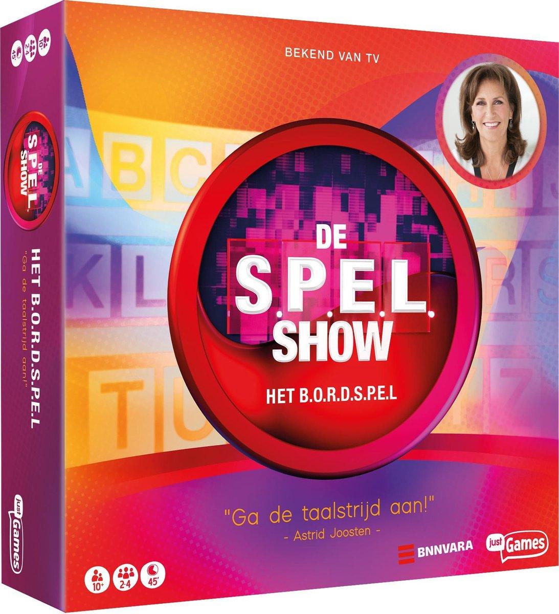 De S.P.E.L. Show - Bordspel