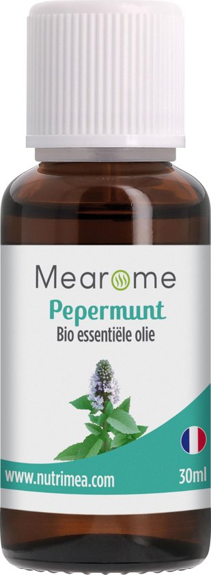 MEAROME Pepermunt Etherische Olie 100% puur – 30ml