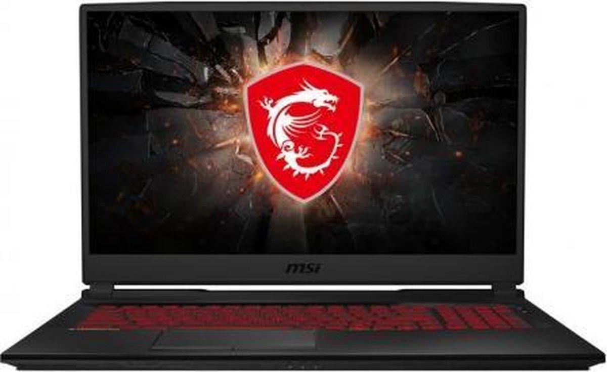 MSI GL75 10SDR-271NL – Gaming Laptop – 17.3 Inch (144Hz)