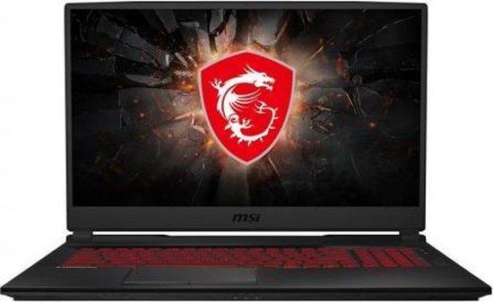 MSI GL75 10SDR-271NL - Gaming Laptop - 17.3 Inch (144Hz)