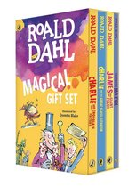 Roald Dahl Magical Gift Set (4 Books)