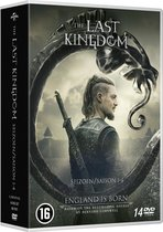 Last Kingdom S1-4 Box