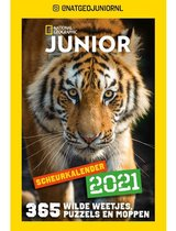 NATIONAL GEOGRAPHIC JUNIOR Scheurkalender 2021