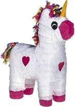 Amscan Piñata - Eenhoorn wit