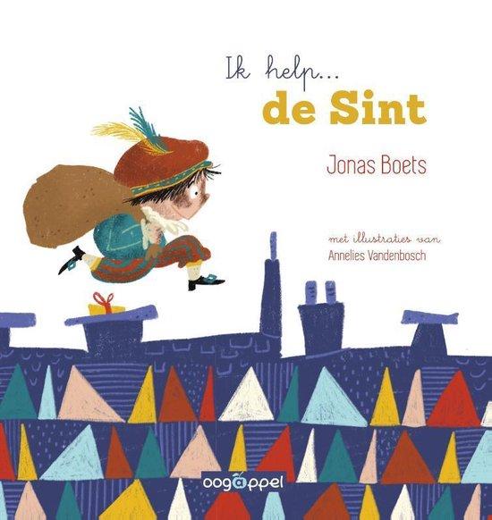 550x582 - Nog meer leuke en originele kinderboeken rond Sinterklaas