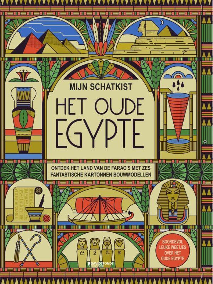 bol.com | Mijn schatkist:. Het Oude Egypte, Matthew Morgan | 9789002272226 | Boeken