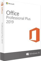 Microsoft Office 2019 Professional Plus (eenmalige