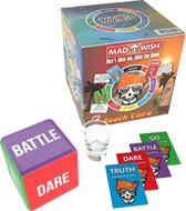 MadWish Beach Game - Party game - Truth or dare - DrankSpel | Party & Drinking Game