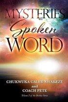 Boek cover Mysteries Of The Spoken Word van Coach Pete