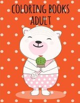coloring books adult
