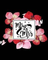 Mr & Mrs: Wedding Planning & Organizer Notebook with Checklists, Timelines and Budget Expense Worksheets
