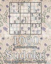 1000 mittelschwere Sudoku zum gemutlichen Training