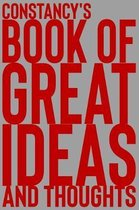 Constancy's Book of Great Ideas and Thoughts