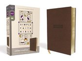 NRSV, Simple Faith Bible, Leathersoft, Brown, Comfort Print