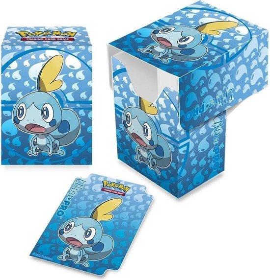 Afbeelding van het spel Pokemon TCG Sobble Opberg deckbox