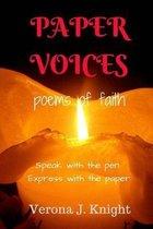 Paper Voices: Poems of Faith