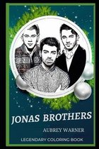 Jonas Brothers Legendary Coloring Book