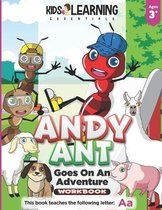 Andy Ant Goes On An Adventure Workbook