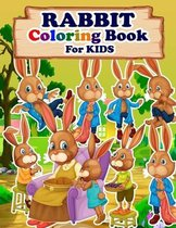 RABBIT Coloring Book For Kids