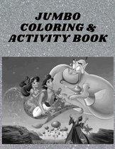 Jumbo Coloring & Activity Book