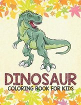 Dinosaur Coloring Book for Kids: Dinosaur activity books for kids