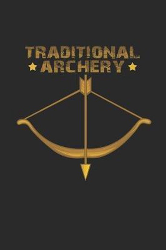 Traditional archery: 6x9 Archery - grid - squared paper - notebook - notes
